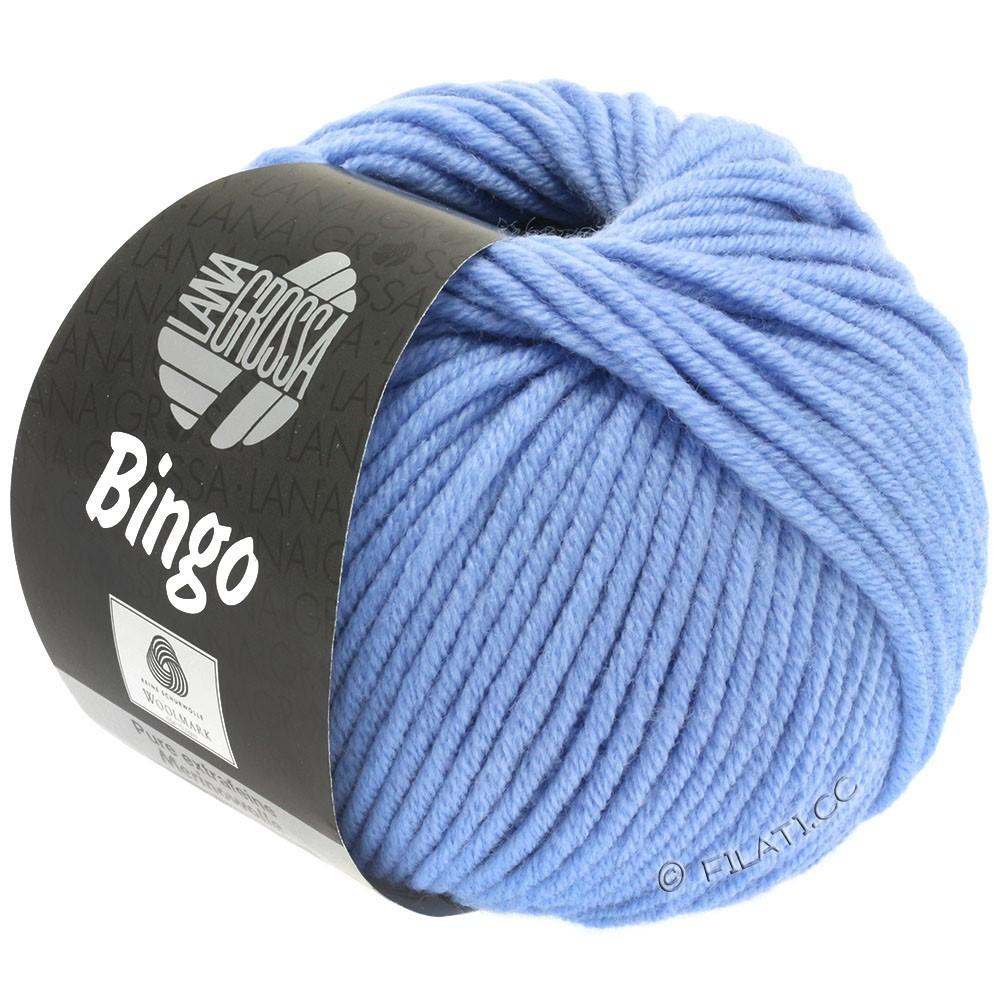 Lana Grossa BINGO  Uni/Melange | 178-Veilchenblau