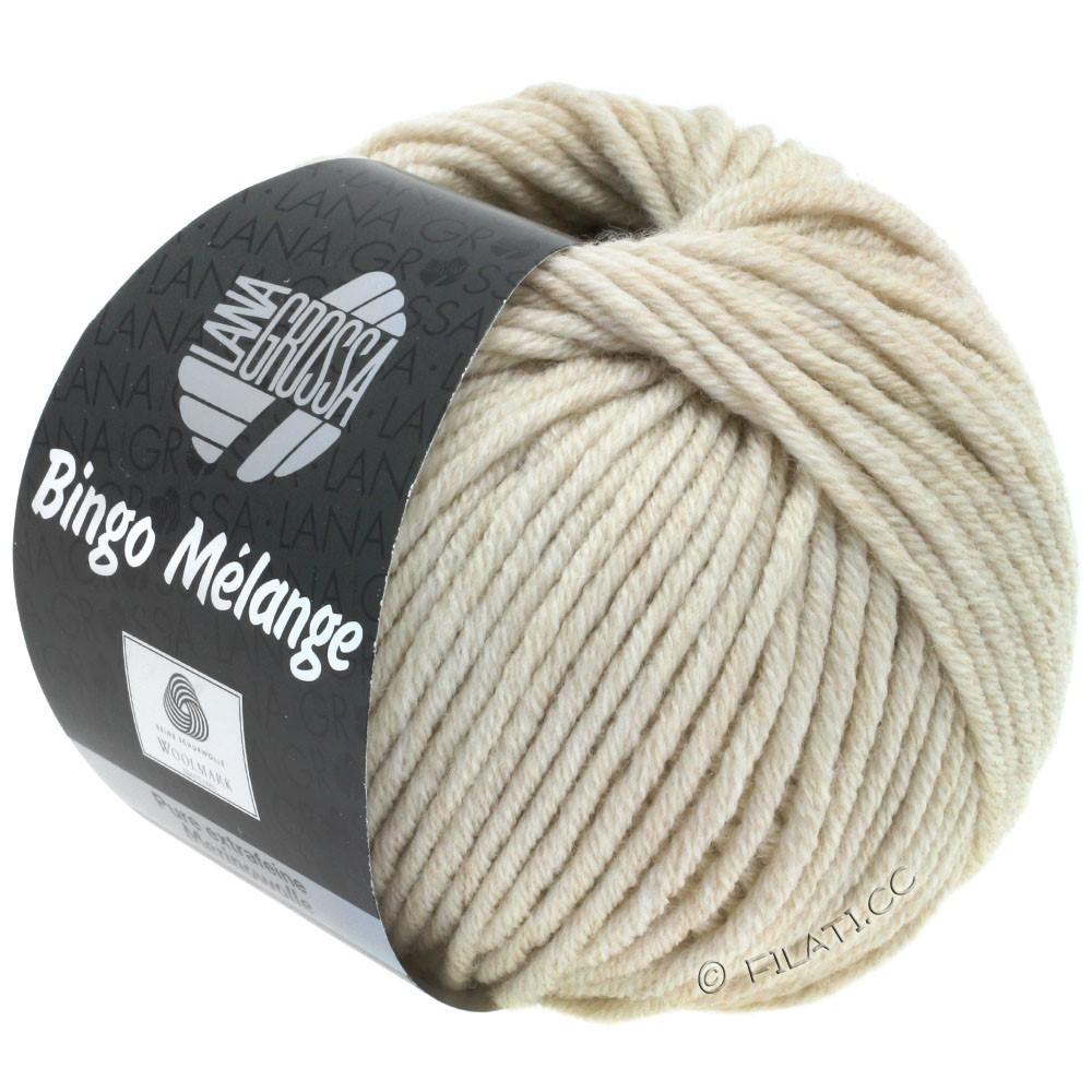 Lana Grossa BINGO  Uni/Melange | 238-Natur meliert