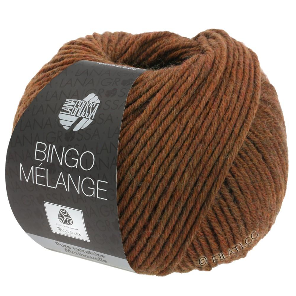 Lana Grossa BINGO  Uni/Melange | 241-Marone meliert
