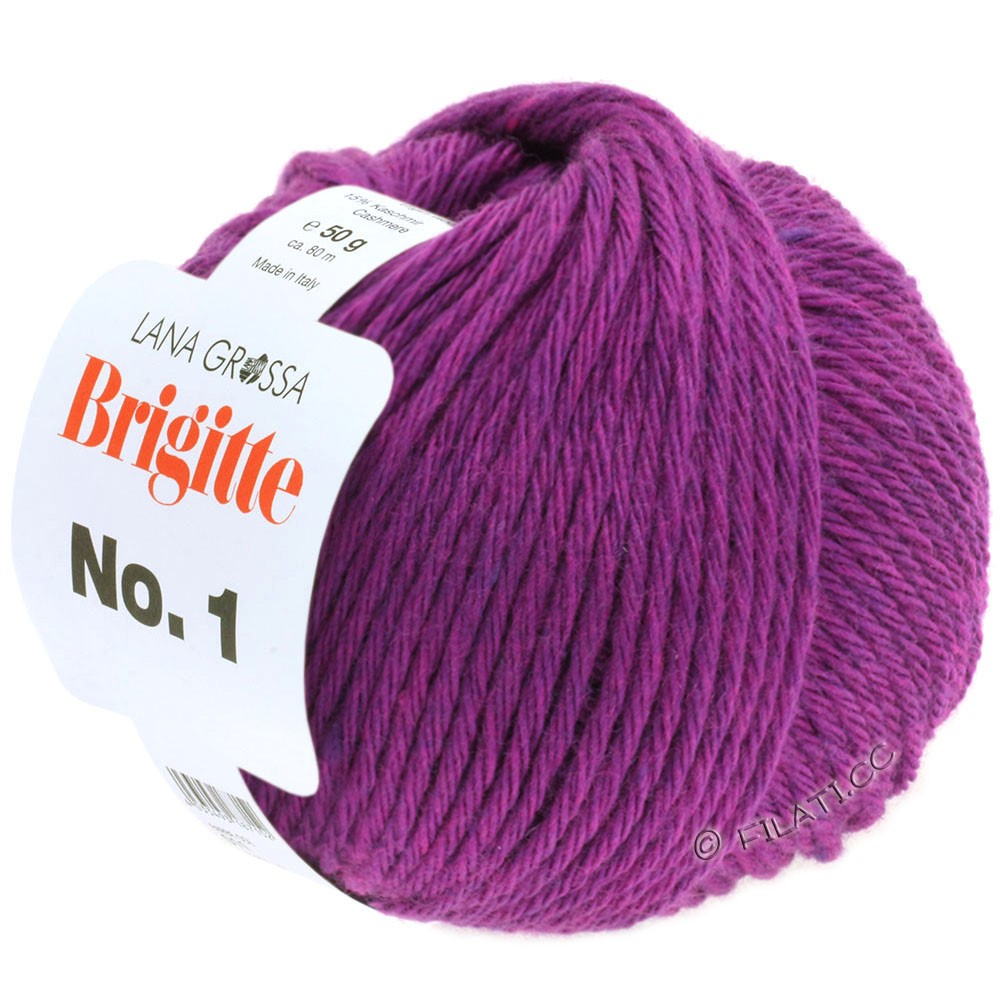 Lana Grossa BRIGITTE NO. 1 | 03-Violett