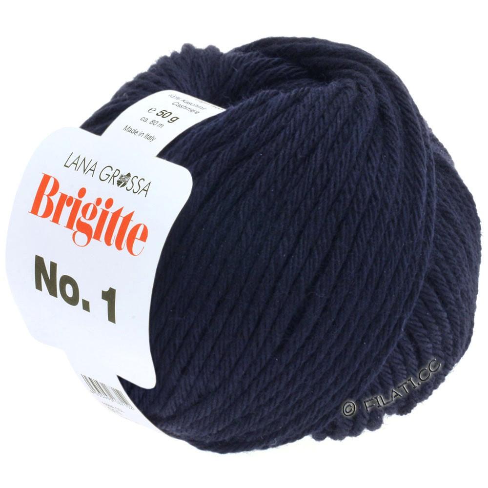 Lana Grossa BRIGITTE NO. 1 | 07-Nachtblau