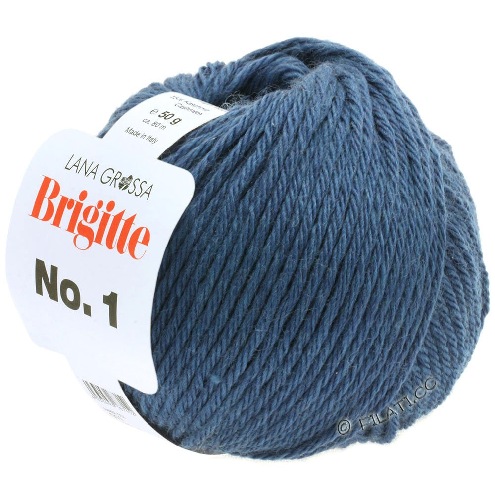 Lana Grossa BRIGITTE NO. 1 | 14-Jeans