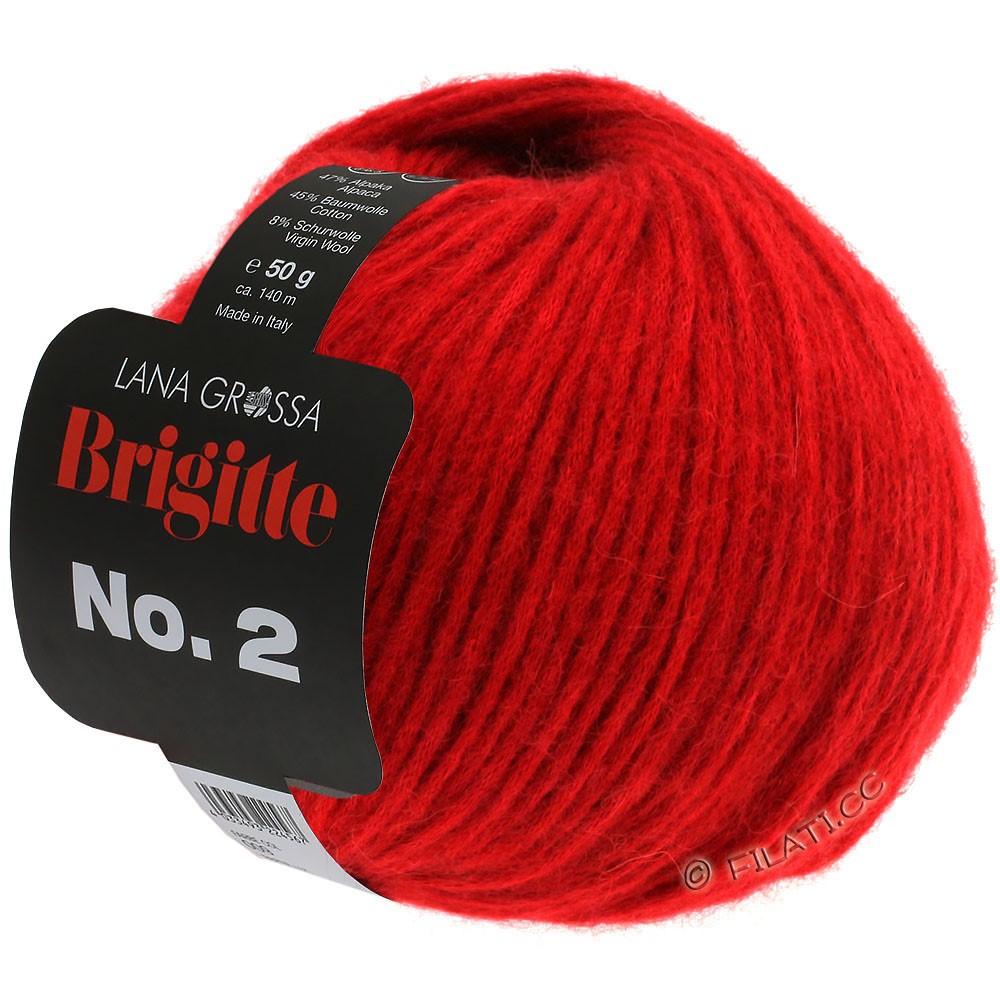 Lana Grossa BRIGITTE NO. 2   09-Rot