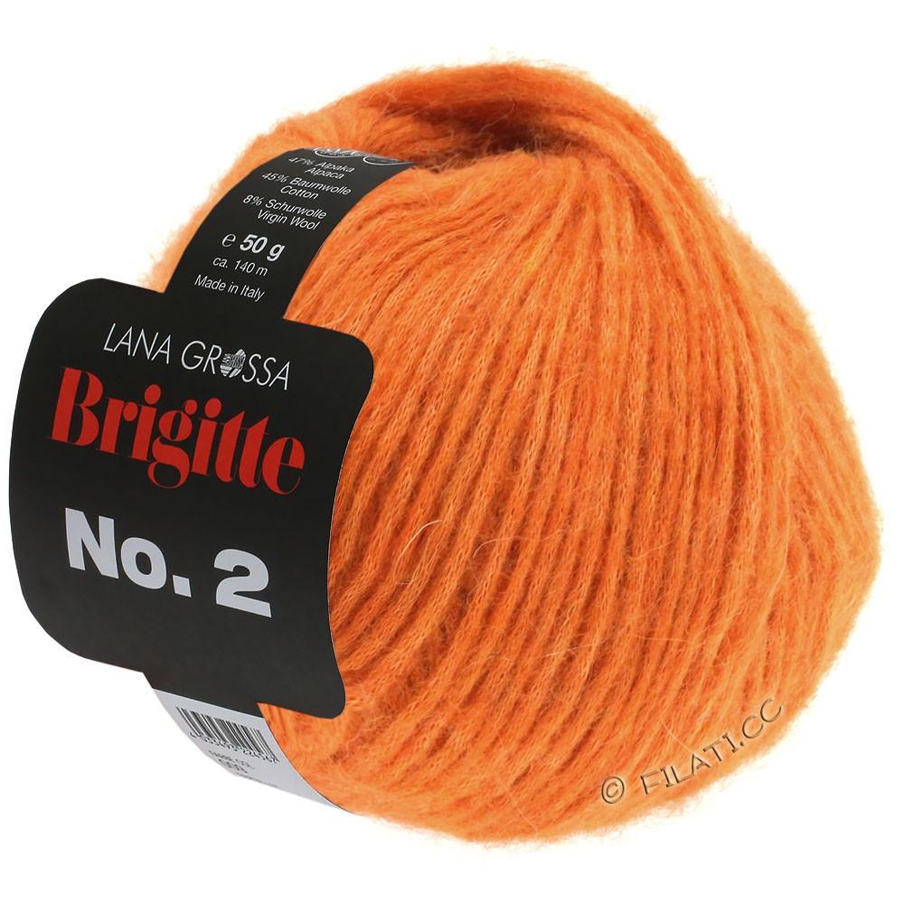 Lana Grossa BRIGITTE NO. 2   10-Orange