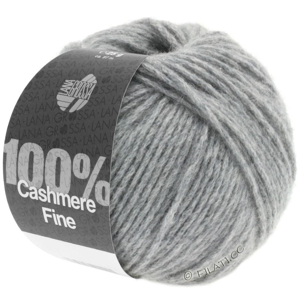 Lana Grossa 100% Cashmere Fine | 03-Hellgrau