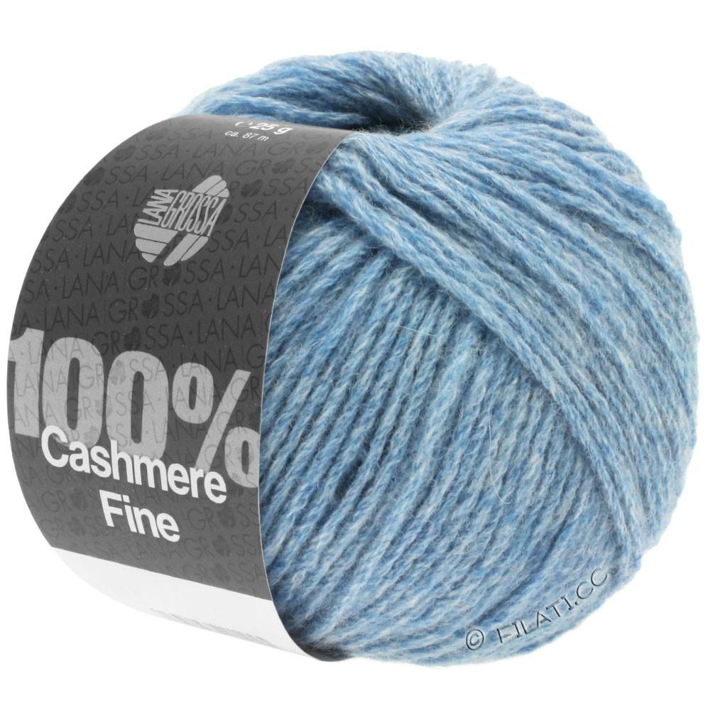 Lana Grossa 100% Cashmere Fine | 19-Hellblau
