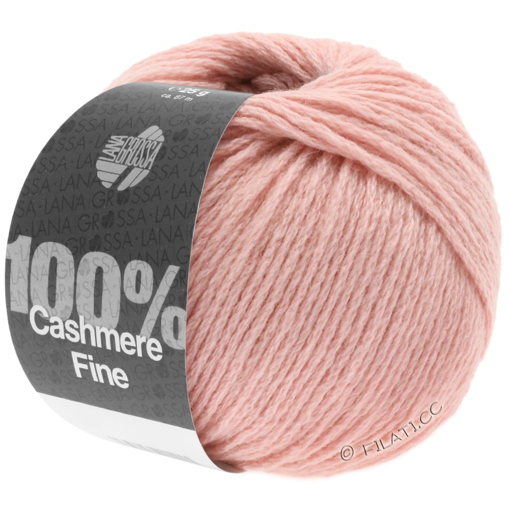Lana Grossa 100% Cashmere Fine | 23-Rosa