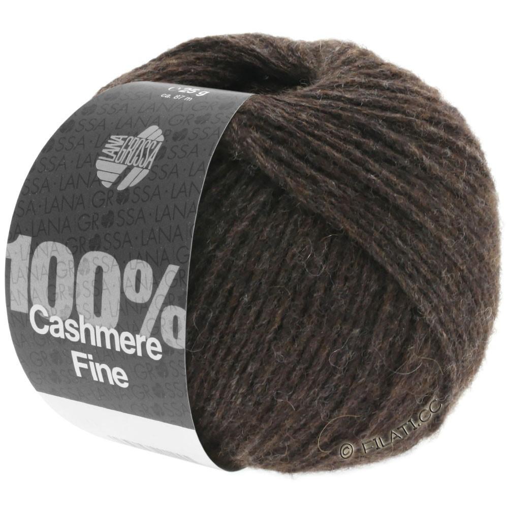 Lana Grossa 100% Cashmere Fine | 25-Mokka