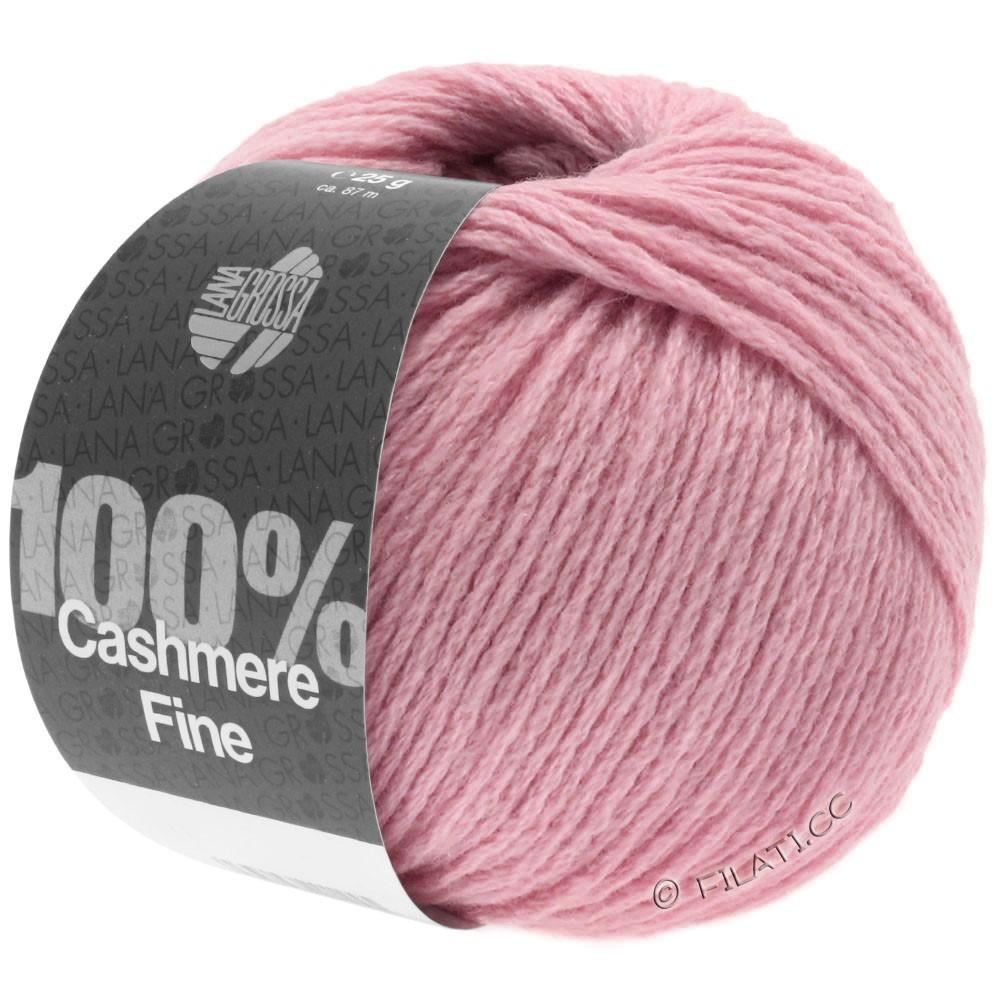 Lana Grossa 100% Cashmere Fine | 26-Lachsrosa