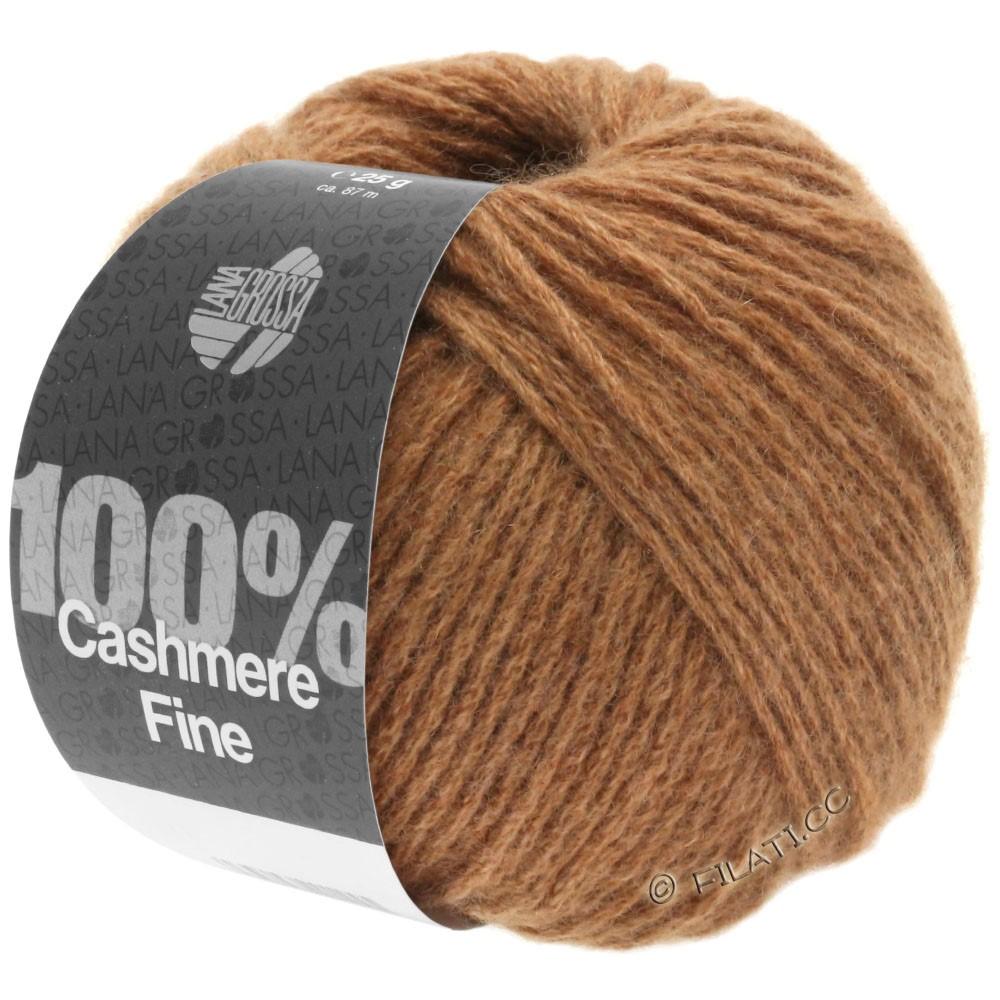 Lana Grossa 100% Cashmere Fine | 28-Karamell