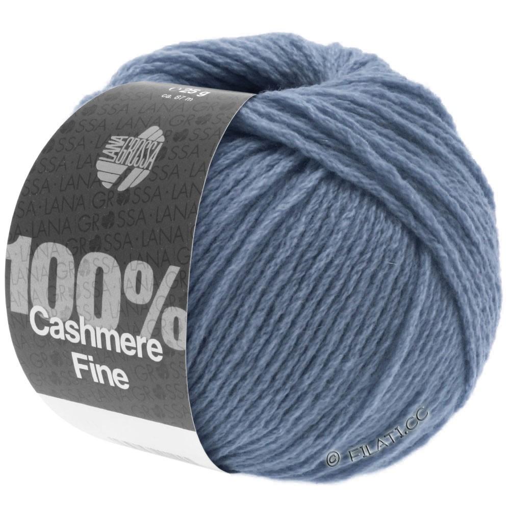 Lana Grossa 100% Cashmere Fine | 30-Graublau
