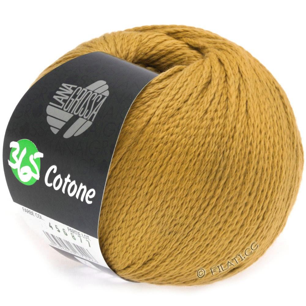 Lana Grossa 365 COTONE | 31-Goldgelb