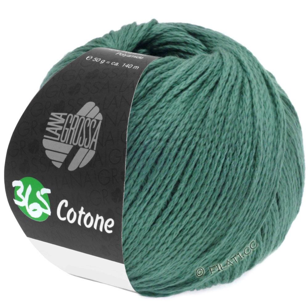 Lana Grossa 365 COTONE | 45-Dunkelgrün