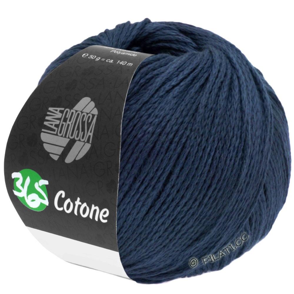 Lana Grossa 365 COTONE | 51-Nachtblau