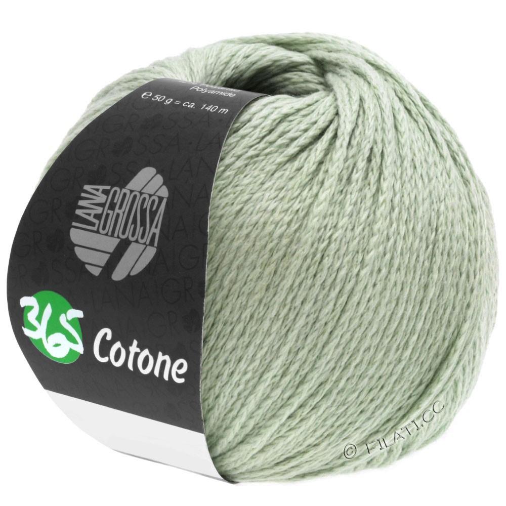 Lana Grossa 365 COTONE | 53-Graugrün