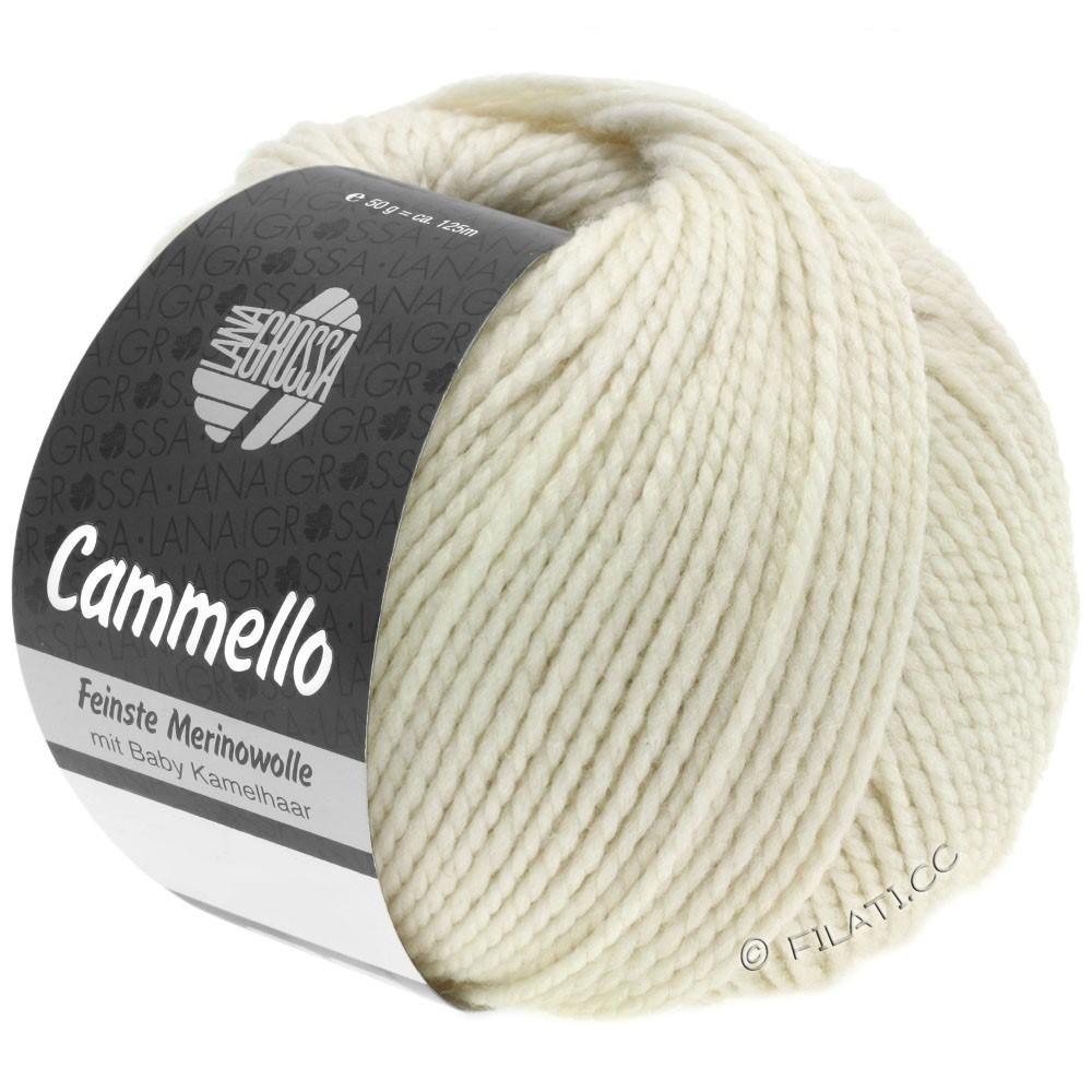 Lana Grossa CAMMELLO | 01-Weiß