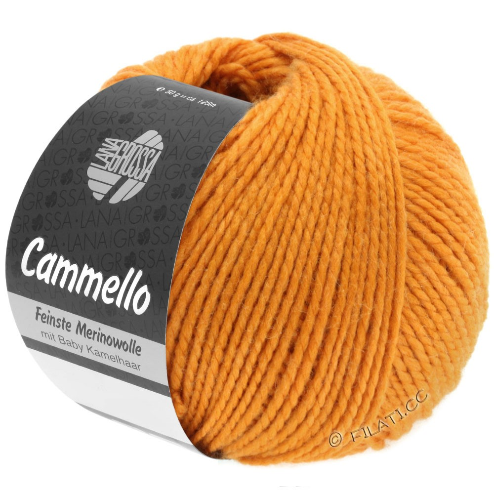 Lana Grossa CAMMELLO | 08-Orange