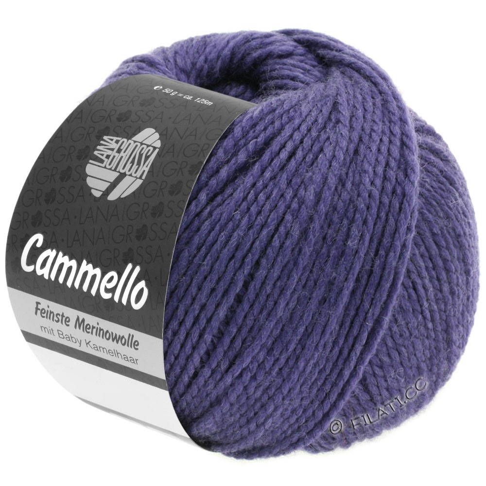 Lana Grossa CAMMELLO   09-Violett