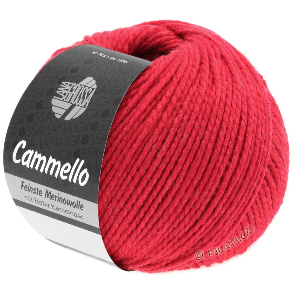 Lana Grossa CAMMELLO | 11-Rot