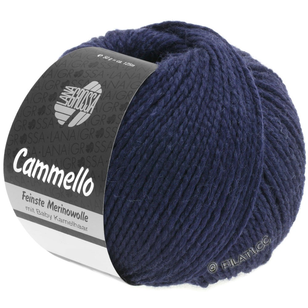 Lana Grossa CAMMELLO | 12-Nachtblau