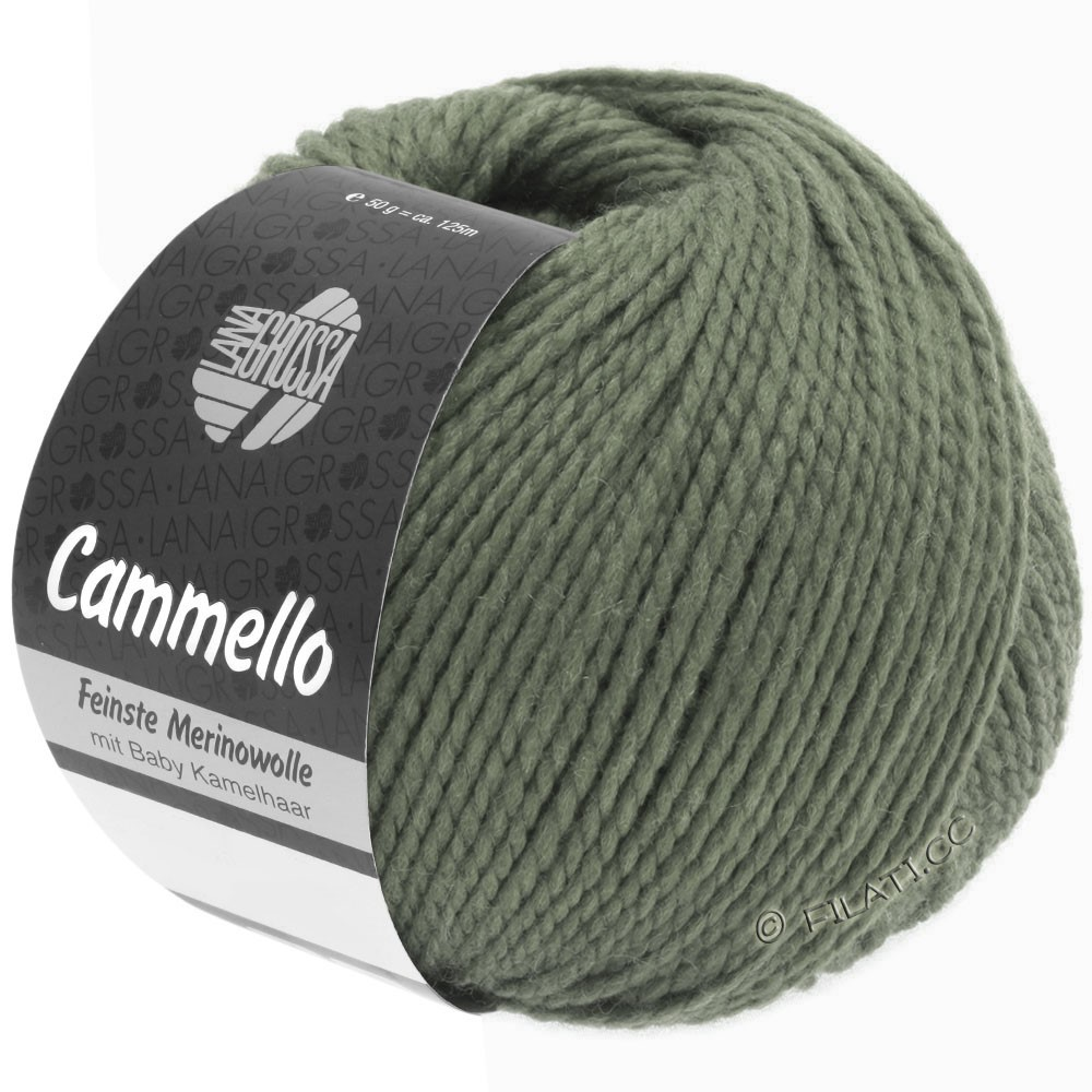 Lana Grossa CAMMELLO | 20-Resedagrün