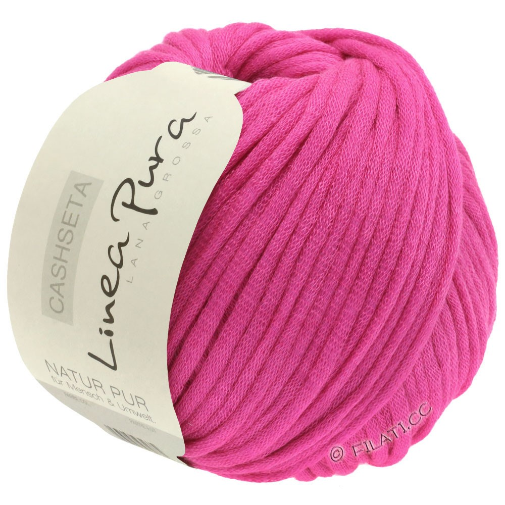 Lana Grossa CASHSETA (Linea Pura) | 16-Pink
