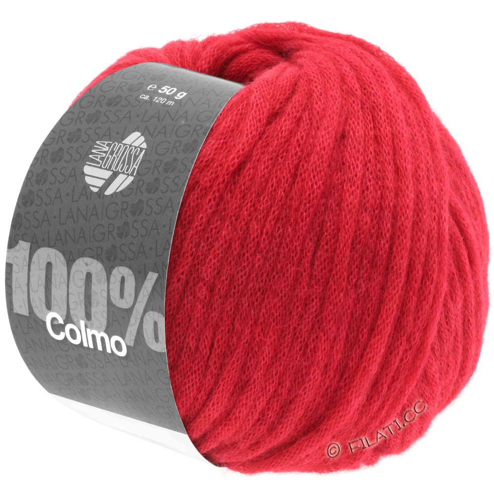 Lana Grossa COLMO | 08-Rot