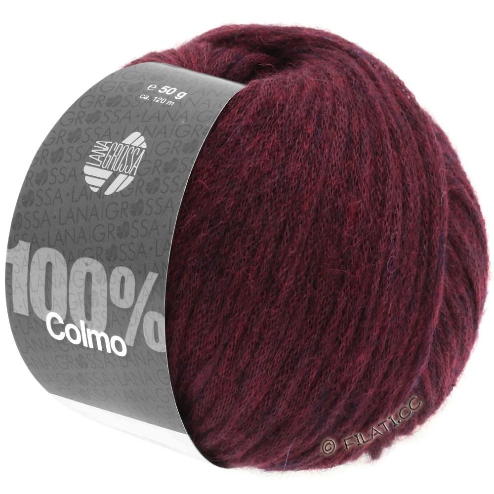 Lana Grossa COLMO | 17-Burgund