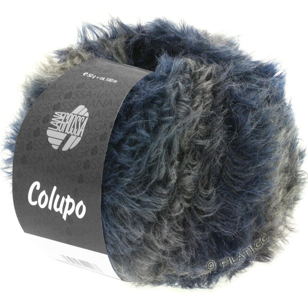Lana Grossa COLUPO | 03-Dunkelblau/Schwarzblau