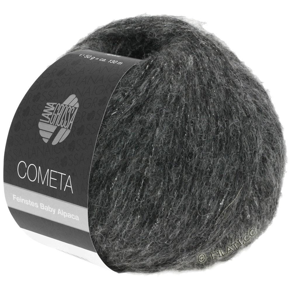 Lana Grossa COMETA   14-Dunkelgrau/Silber