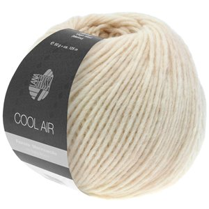Lana Grossa COOL AIR | 20-Zartbeige