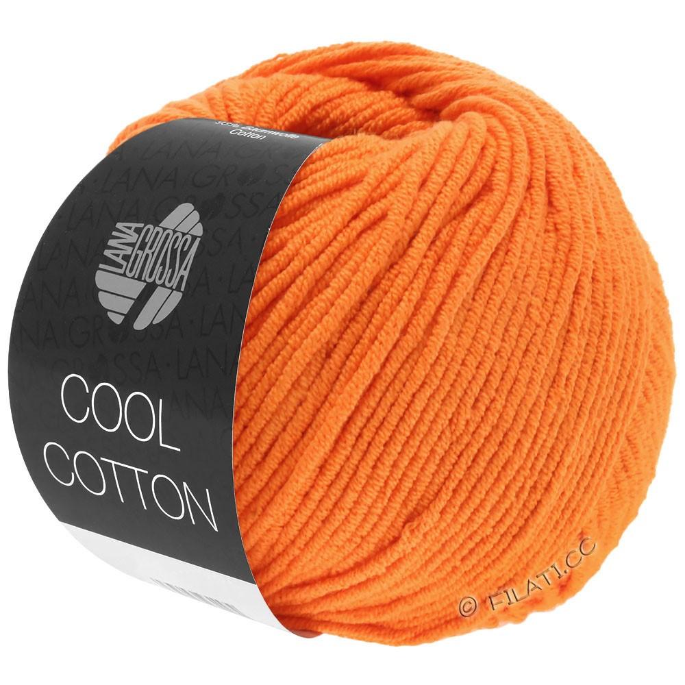 Lana Grossa COOL COTTON   09-Orange