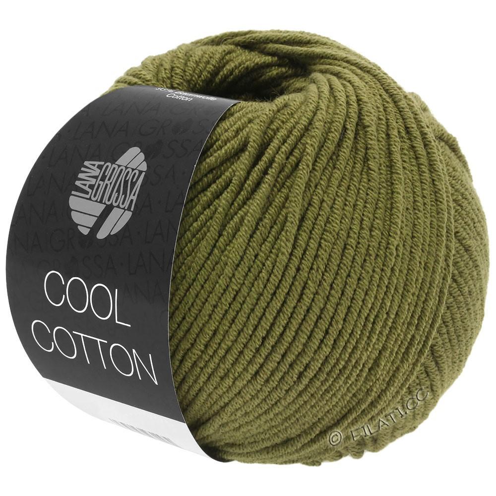 Lana Grossa COOL COTTON   12-Oliv