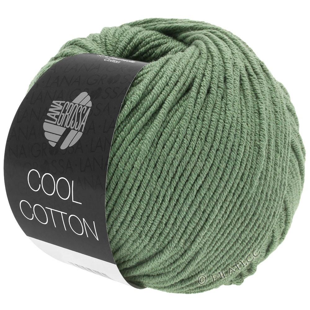 Lana Grossa COOL COTTON   13-Resedagrün