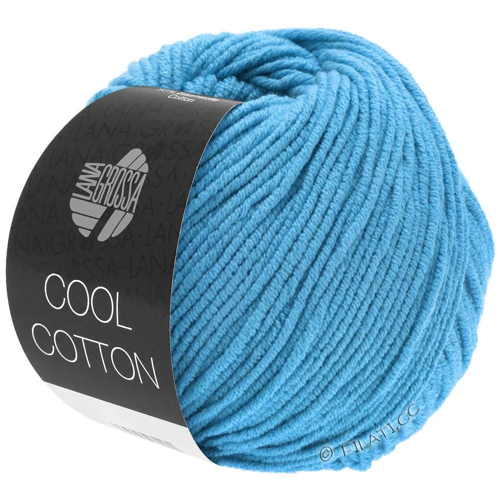 Lana Grossa COOL COTTON   15-Azurblau