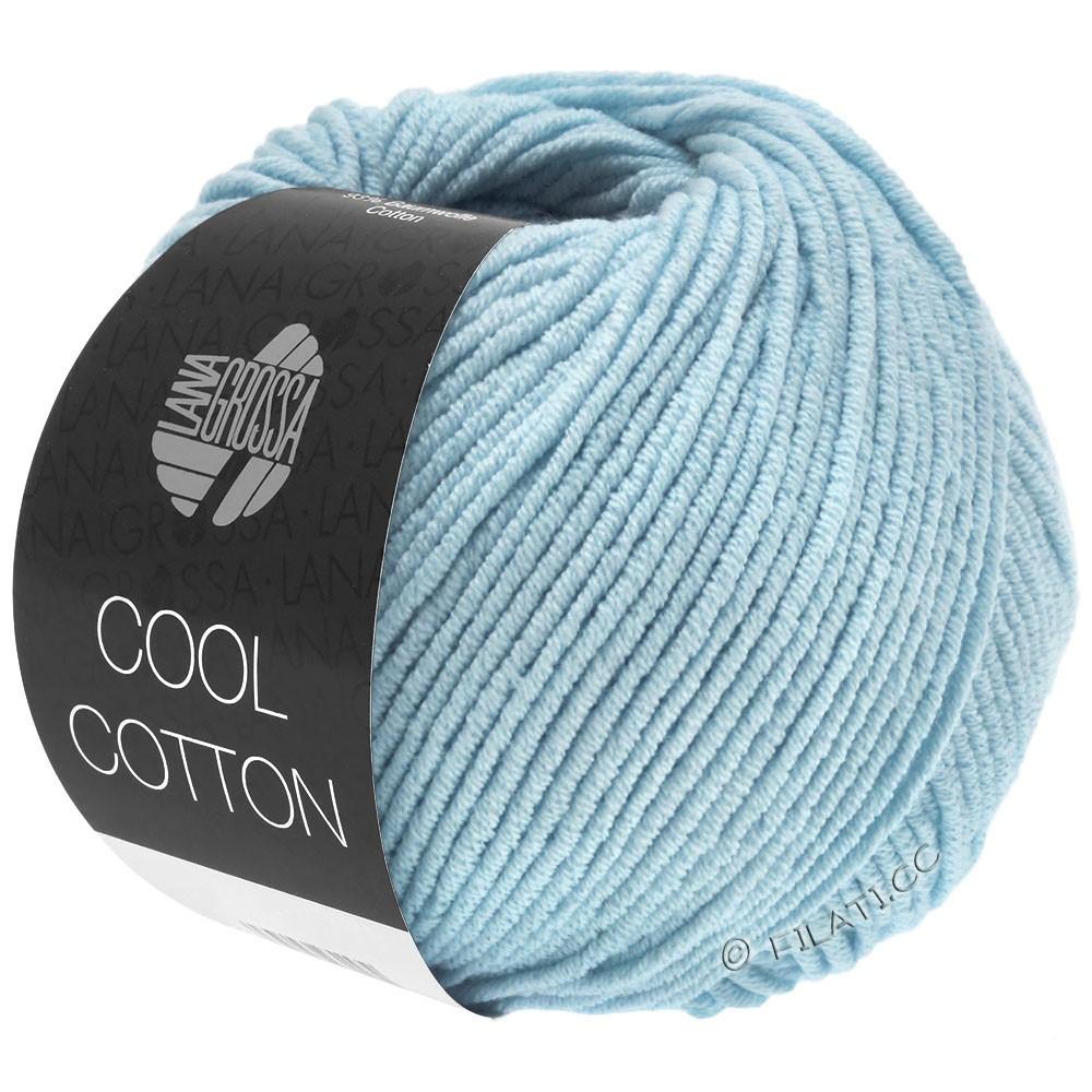Lana Grossa COOL COTTON   18-Hellblau