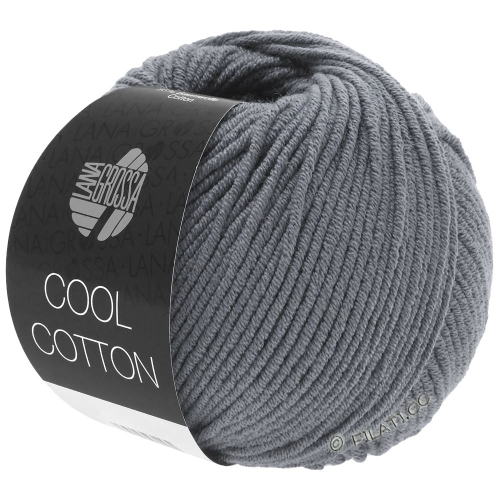 Lana Grossa COOL COTTON   22-Graphit