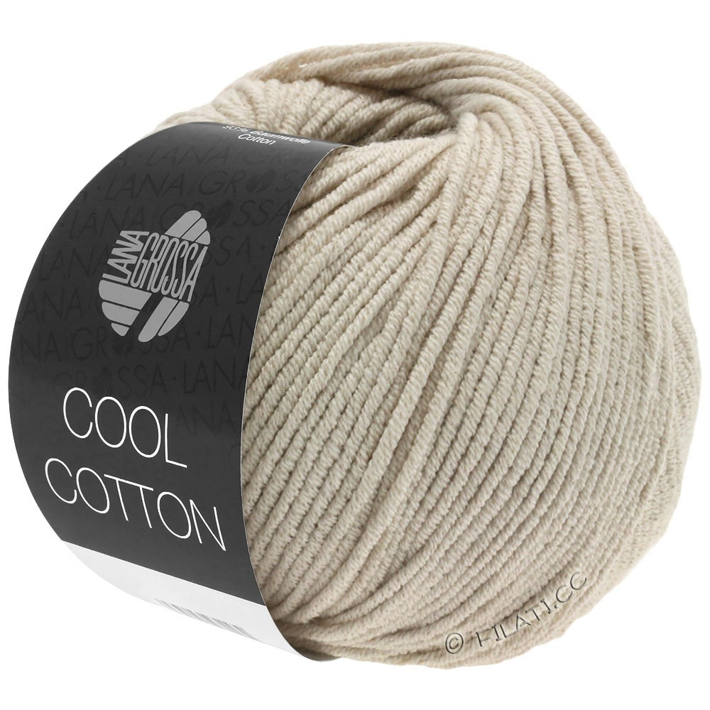 Lana Grossa COOL COTTON   25-Beige