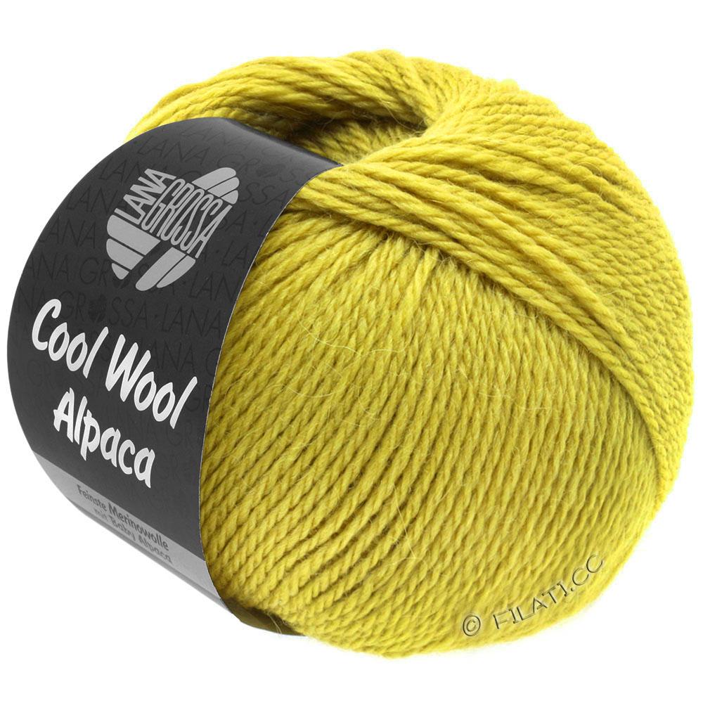 Lana Grossa Cool Wool Baby extra feine Merinowolle 50g Farbe  233 ocker