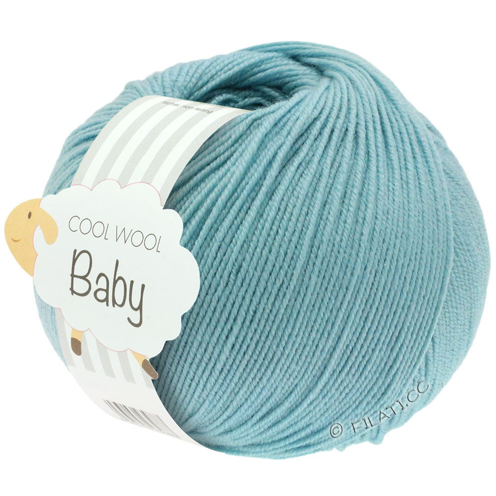 Lana Grossa COOL WOOL Baby | 261-Mint