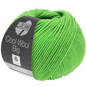Lana Grossa COOL WOOL Big  Uni/Melange | 0941-Hellgrün