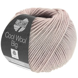 Lana Grossa COOL WOOL Big  Uni/Melange | 0953-Rosenholz