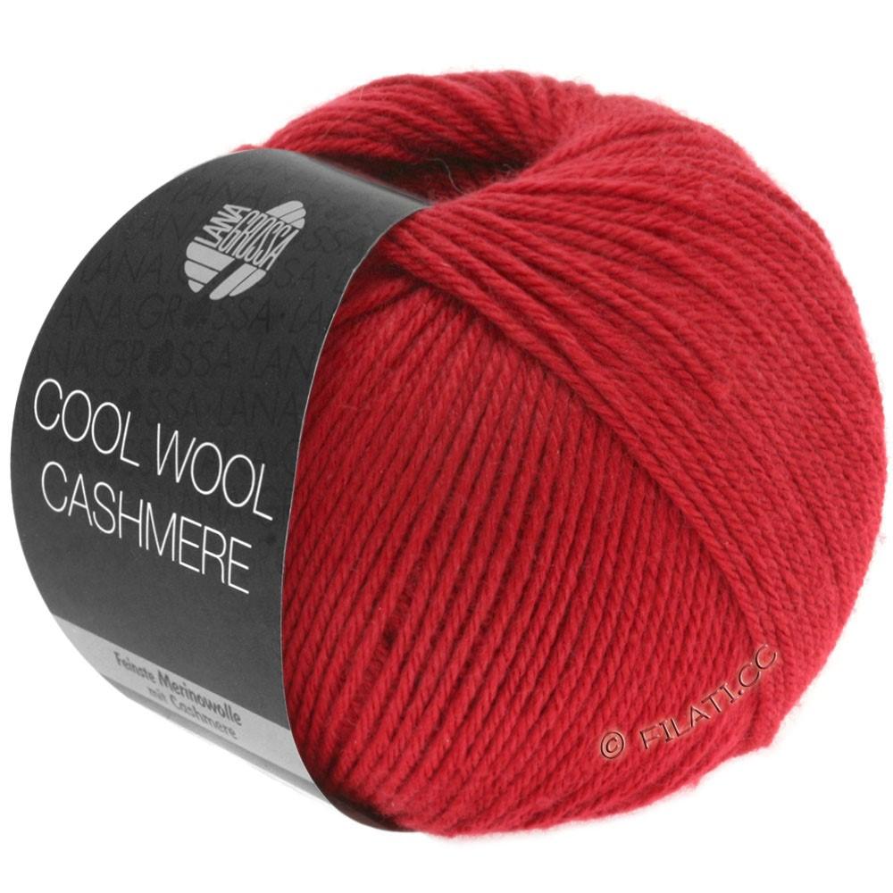 Lana Grossa COOL WOOL Cashmere   05-Rot