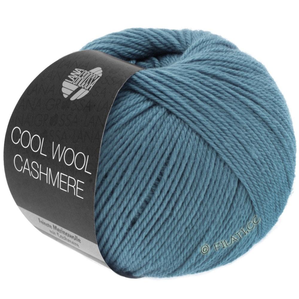 Lana Grossa COOL WOOL Cashmere   11-Taubenblau