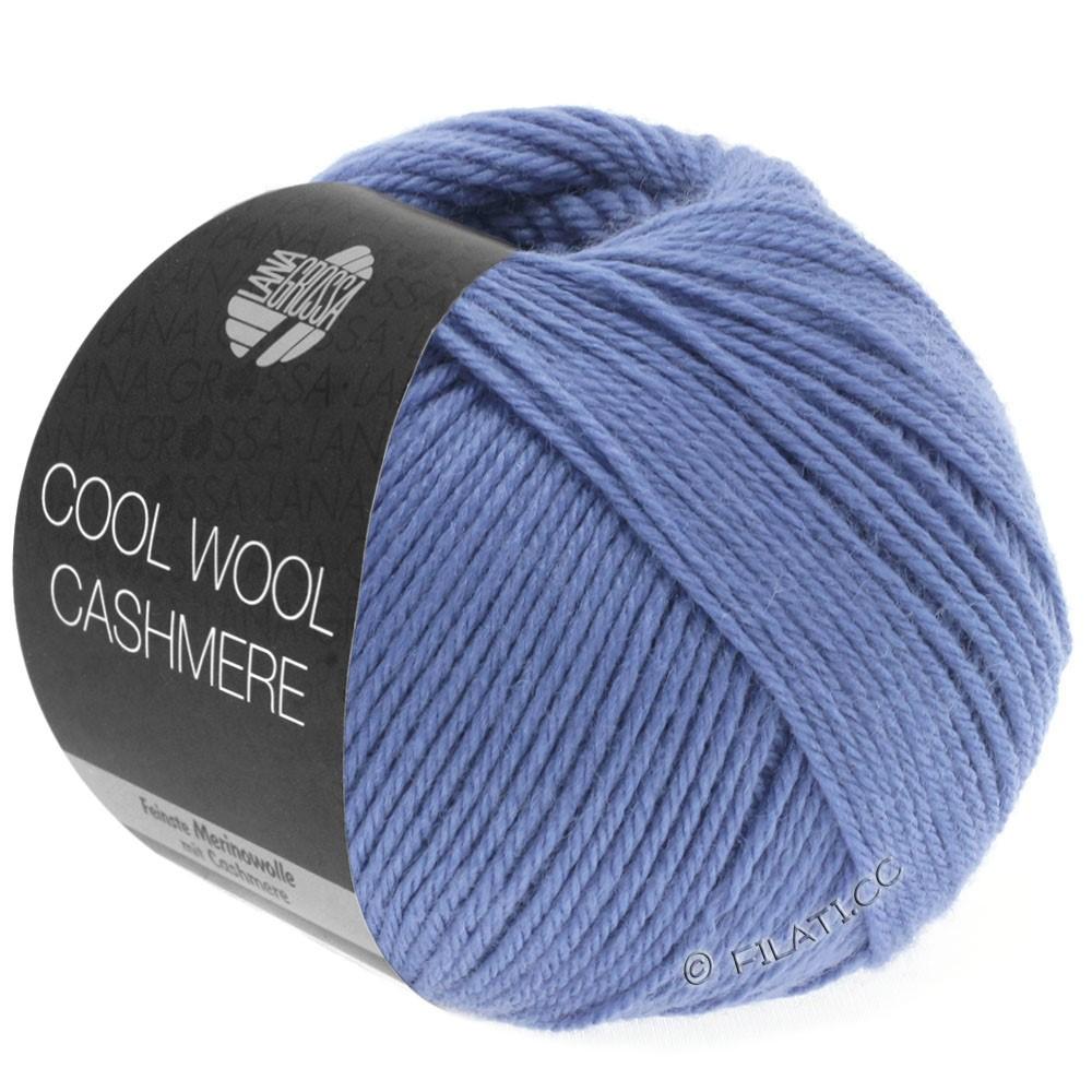 Lana Grossa COOL WOOL Cashmere   24-Veilchenblau