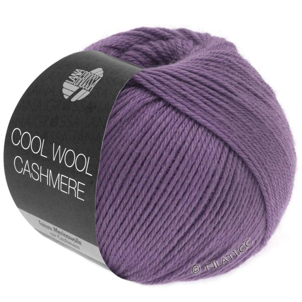 Lana Grossa COOL WOOL Cashmere   27-Pflaume