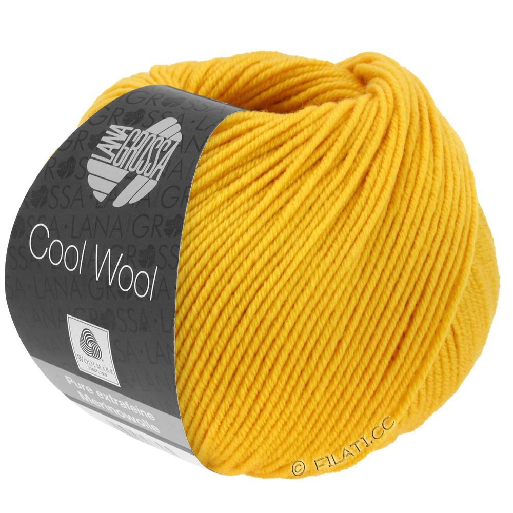 Lana Grossa COOL WOOL   Uni/Melange/Neon | 2005-Goldgelb