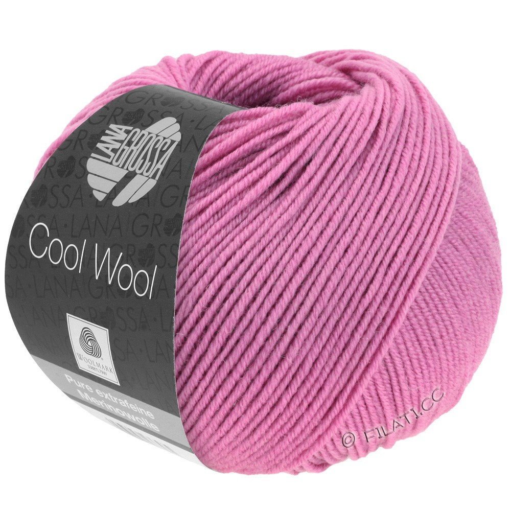 Lana Grossa COOL WOOL   Uni/Melange/Neon