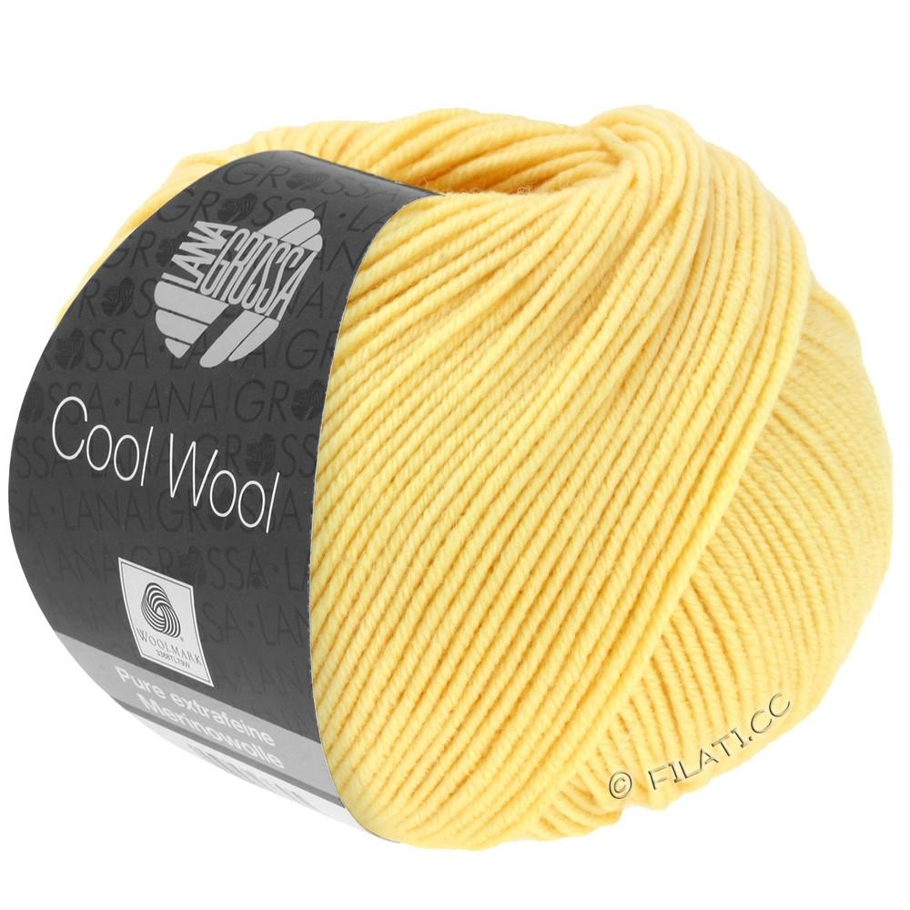 Lana Grossa COOL WOOL   Uni/Melange/Neon | 0411-Vanille