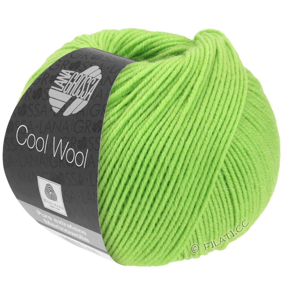 Lana Grossa COOL WOOL   Uni/Melange/Neon | 0509-Hellgrün